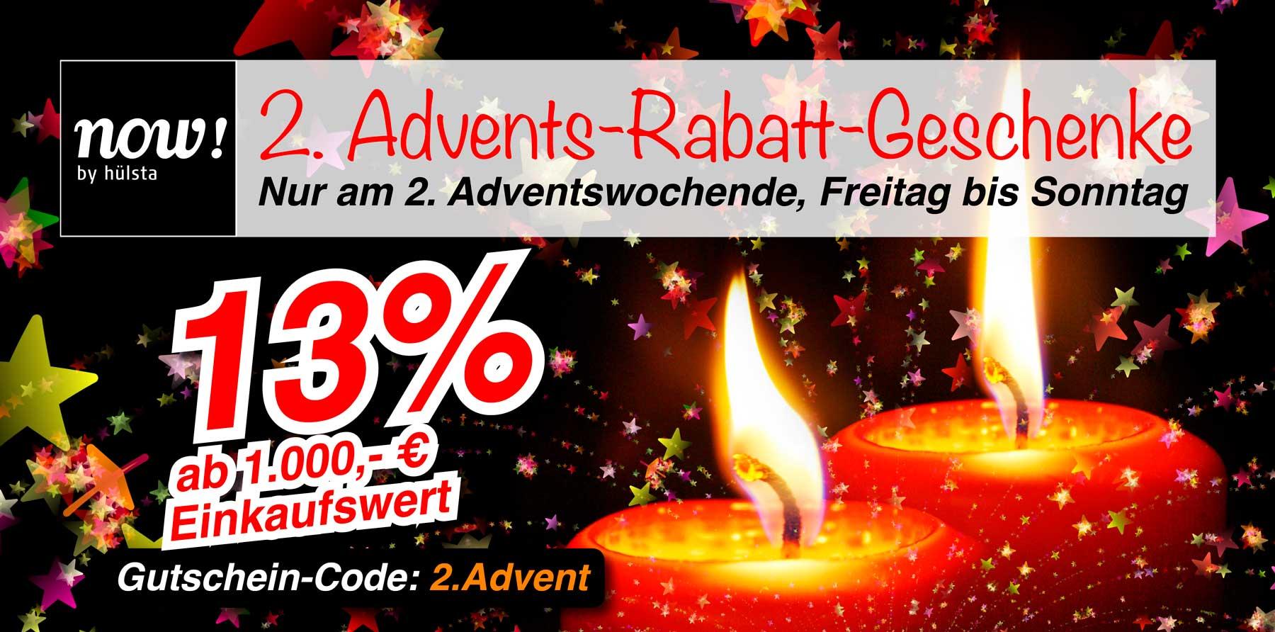 +++ JETZT SCHNELL AM 2. ADVENT WOCHENENDE SPAREN!+++