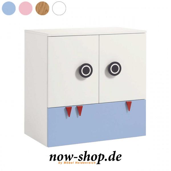 now! by hülsta - minimo Kommode hellblau